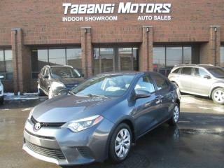 Used 2014 Toyota Corolla BLUETOOTH | BACK UP CAMERA | HEATED SEATS | for sale in Mississauga, ON