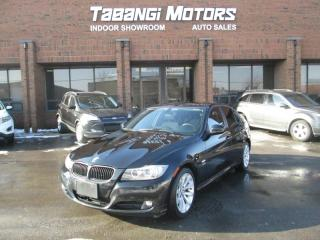 Used 2011 BMW 3 Series NAVIGATION | X-DRIVE | BLUETOOTH | for sale in Mississauga, ON