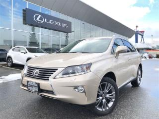 Used 2014 Lexus RX 350 6A for sale in Surrey, BC