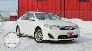 Used 2012 Toyota Camry LE for sale in Hamilton, ON