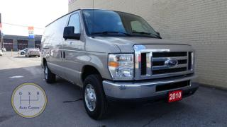 Used 2010 Ford E150 LOW KM | FLEX FUEL | CLEAN CAR-PROOF |  EVERYONE GETS FINANCED! for sale in Hamilton, ON