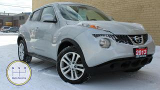 Used 2013 Nissan Juke SV | TINTS | ALLOYS |  EVERYONE GETS FINANCED! for sale in Hamilton, ON