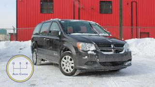 Used 2015 Dodge Grand Caravan SE   BRAUN ABILITY   LOW KM!   CRUISE CONTROL   REAR CLIMATE   EVERYONE GETS FINANCED! for sale in Hamilton, ON