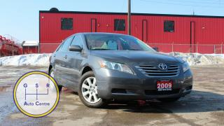 Used 2009 Toyota Camry HYBRID LE | CLEAN CAR-PROOF | XENON | ALLOYS |  EVERYONE GETS FINANCED! for sale in Hamilton, ON