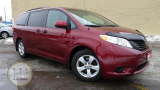 Used 2011 Toyota Sienna BASE | CLEAN CAR-PROOF | ALLOYS | 7 PASSENGER | POWER WINDOWS |  EVERYONE GETS FINANCED! for sale in Hamilton, ON