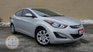 Used 2014 Hyundai Elantra GL | LOW KM | CLEAN CAR-PROOF | HEATED SEATS | CLOTH SEATS | BLUE TOOTH |  EVERYONE GETS FINANCED! for sale in Hamilton, ON