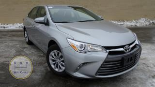 Used 2017 Toyota Camry LE | LOW KM | BLUETOOTH | CLEAN CAR-PROOF |  EVERYONE GETS FINANCED! for sale in Hamilton, ON