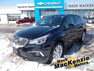 Used 2018 Buick Envision Premium AWD for sale in Renfrew, ON