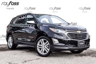 Used 2018 Chevrolet Equinox Premier AWD True North Edt. Nav Roof for sale in Thornhill, ON