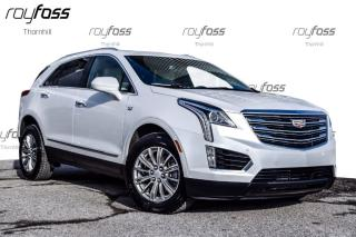 Used 2017 Cadillac XT5 Luxury AWD Nav Driver Aware Pkg for sale in Thornhill, ON
