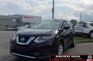 Used 2017 Nissan Rogue S AWD CVT |BACKUP CAMERA| BLUETOOTH| CRUISE CONTRO for sale in Scarborough, ON