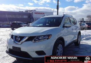 Used 2014 Nissan Rogue S FWD CVT |BACKUP CAMERA| BLUETOOTH| CRUISE CONTRO for sale in Scarborough, ON