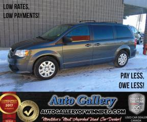 Used 2016 Dodge Grand Caravan SXT *Rear Air for sale in Winnipeg, MB