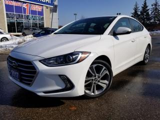 Used 2017 Hyundai Elantra GLS- THE IDEAL VEH- CALL US.. for sale in Mississauga, ON