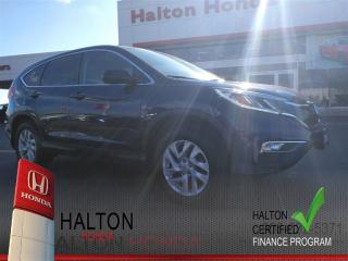 Used 2016 Honda CR-V SE|ACCIDENT FREE|SERVICE HISTORY ON FILE for sale in Burlington, ON