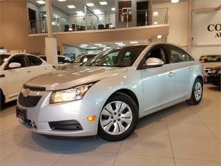 Used 2014 Chevrolet Cruze LT-AUTO-BLUETOOTH-ONLY 67KM for sale in York, ON
