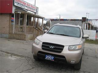Used 2007 Hyundai Santa Fe GL 5Pass for sale in Cambridge, ON
