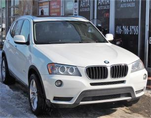 Used 2013 BMW X3 28i for sale in Etobicoke, ON
