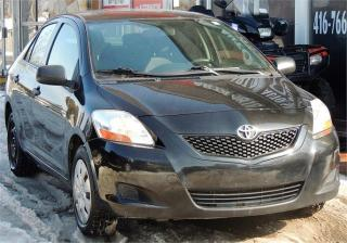 Used 2010 Toyota Yaris for sale in Etobicoke, ON