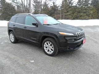 Used 2016 Jeep Cherokee NORTH  4WD for sale in Beaverton, ON