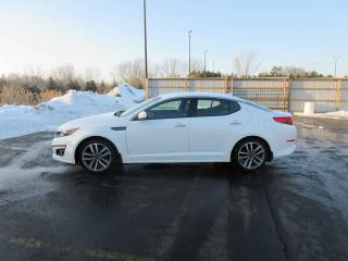 Used 2015 Kia OPTIMA SX FWD for sale in Cayuga, ON