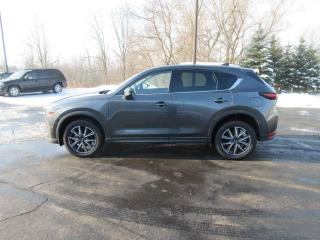 Used 2017 Mazda CX-5 GT AWD for sale in Cayuga, ON