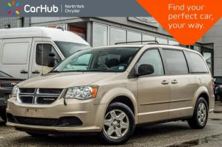 Used 2012 Dodge Grand Caravan SE |7Seater|KeylessEntry|DualClimateCtrl|AccidentFree| for sale in Thornhill, ON