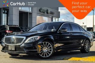 Used 2015 Mercedes-Benz S-Class S 550 4Matic Premium1Pkg Sunroof Nav SurroundCam 20