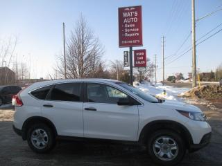 Used 2014 Honda CR-V LX AWD for sale in Waterloo, ON