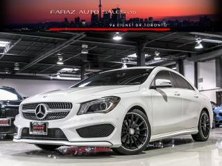 Used 2016 Mercedes-Benz CLA250 AMG|NAVI|BLINDSPOT|REAR CAM|4MATIC|LOADED for sale in North York, ON