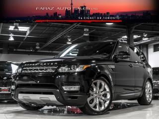 Used 2015 Land Rover Range Rover Sport HSE|PARKASSIST|B.SPOT|LANE DEP|NAVI|22