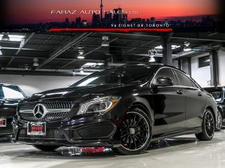 Used 2015 Mercedes-Benz CLA250 AMG|NAVI|PANO|BLINDSPOT|4MATIC|LOADED for sale in North York, ON