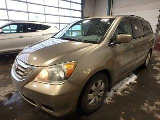 Used 2009 Honda Odyssey EX 8 PASSINGER for sale in Waterloo, ON