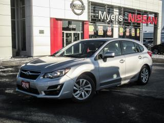 Used 2016 Subaru Impreza Awd, Auto, heated seats for sale in Orleans, ON