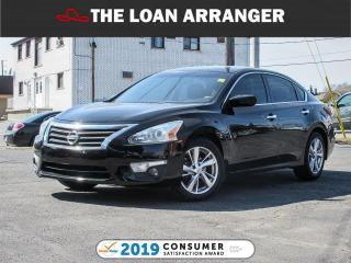 Used 2014 Nissan Altima for sale in Barrie, ON