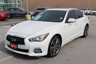 Used 2015 Infiniti Q50 AWD for sale in Langley, BC