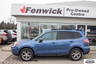 Used 2016 Subaru Forester 2.5i Limited Pkg w/ Eyesight at for sale in Sarnia, ON