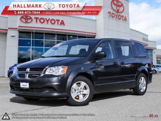 Used 2017 Dodge Grand Caravan CVP / SXT for sale in Mono, ON