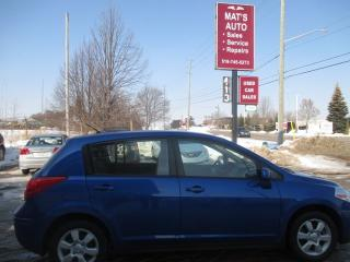 Used 2009 Nissan Versa SL for sale in Waterloo, ON