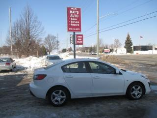 Used 2010 Mazda MAZDA3 GX for sale in Waterloo, ON