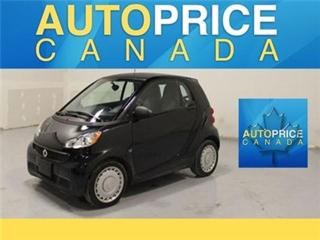 Used 2015 Smart fortwo PURE NAVIGATION for sale in Mississauga, ON