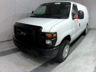 Used 2012 Ford E-150 Commercial for sale in Waterloo, ON