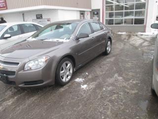 Used 2010 Chevrolet Malibu LS for sale in Waterloo, ON