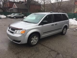 Used 2010 Dodge Caravan SE for sale in Toronto, ON