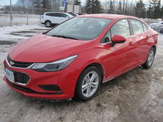 Used 2016 Chevrolet Cruze LT for sale in Thunder Bay, ON