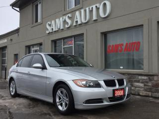 Used 2008 BMW 3 Series 328xi for sale in Hamilton, ON