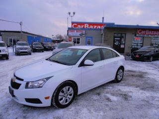 Used 2014 Chevrolet Cruze 1LT NAV CAMERA for sale in Brampton, ON