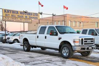 Used 2009 Ford F-350 6.4L DIESEL|4DR+8FT|4X4 for sale in Brampton, ON