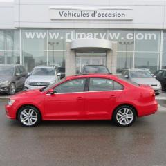 Used 2015 Volkswagen Jetta Highline Highline for sale in St-Léonard, QC