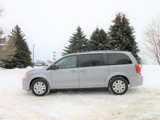 Used 2014 Dodge Grand Caravan SXT for sale in Thornton, ON